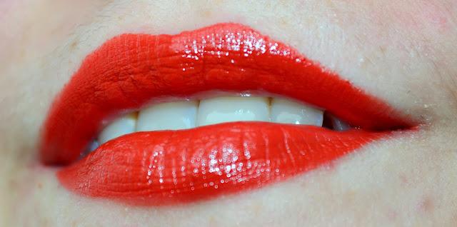 Missha Via Venezia Review & Swatches, Chilli Mouse, Missha lip swatch, K-beauty, Missha Lipstick