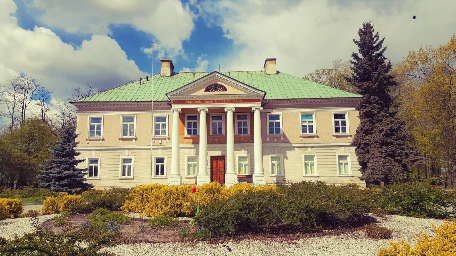 Pałac w Gostkowie - perełka klasycyzmu