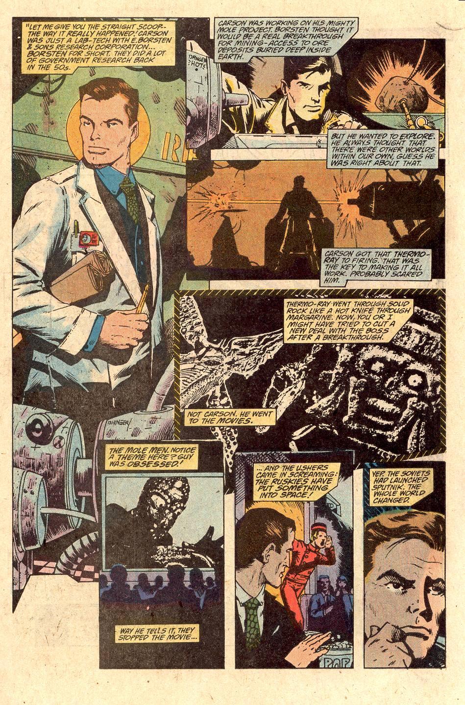 Read online Secret Origins (1986) comic -  Issue #43 - 21