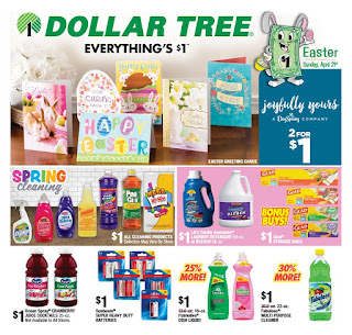 ⭐ Dollar Tree Ad 3/31/19 ✅ Dollar Tree Weekly Ad March 31 2019