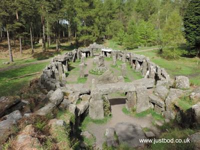 Druid's Temple, Ilton, Yorkshire