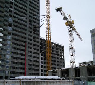 продажа квартир в новостройках России в 2017 году