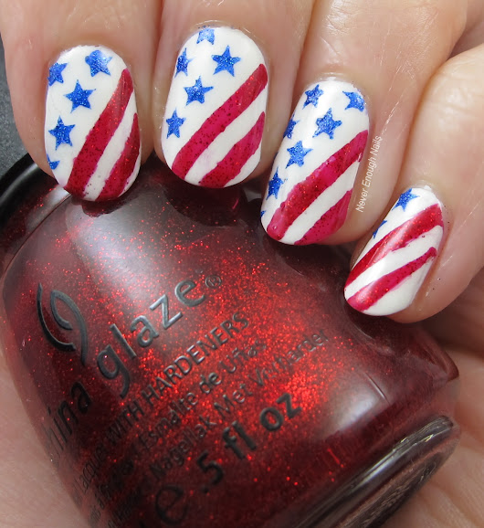 Memorial Day Stars and Stripes