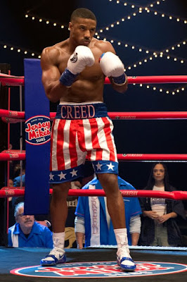 Creed II -- Michael B. Jordan