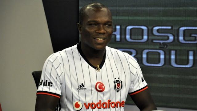 Beşiktaş, Aboubakar'ın bonservisini alıyor