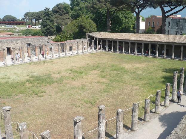 Teatro di Pompei