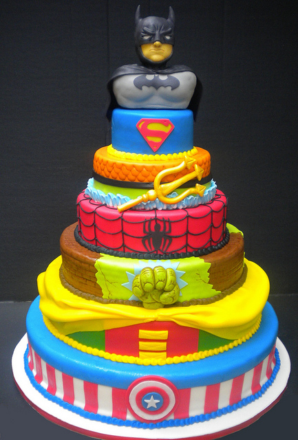 Art Sci 10 Amazing Cake Designs