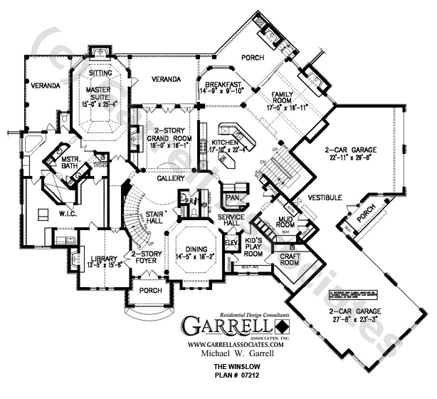 Luxury house plan 40