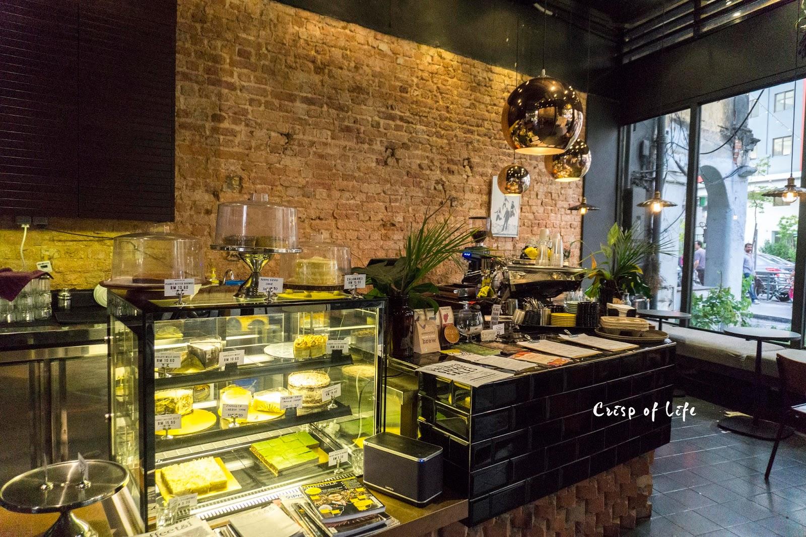Bricklin Cafe Bar @ Hin Bus Depot, Penang