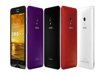 Image Asus ZenFone 5 A500KL Firmware Driver