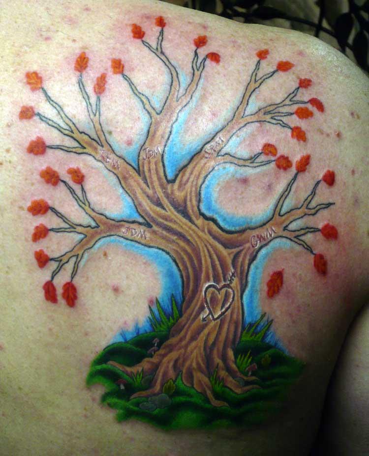 Tribal Tattoos Desig