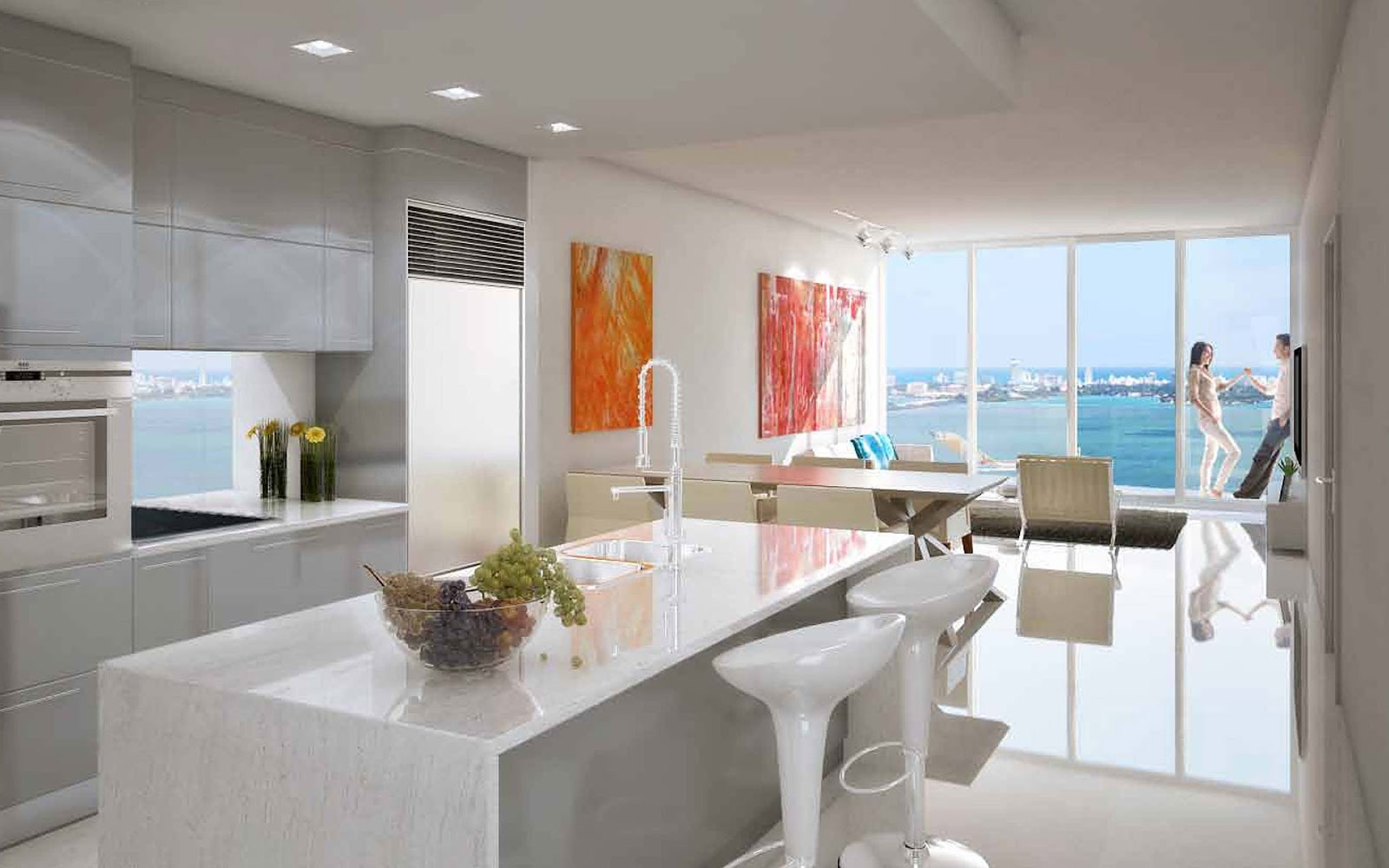 Icon Bay The Most Sophisticated Waterfront Condominium In Miami Luxury Lifestyle Design