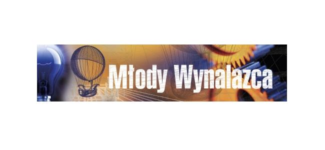 Logo konkursu Młody Wynalazca 2016