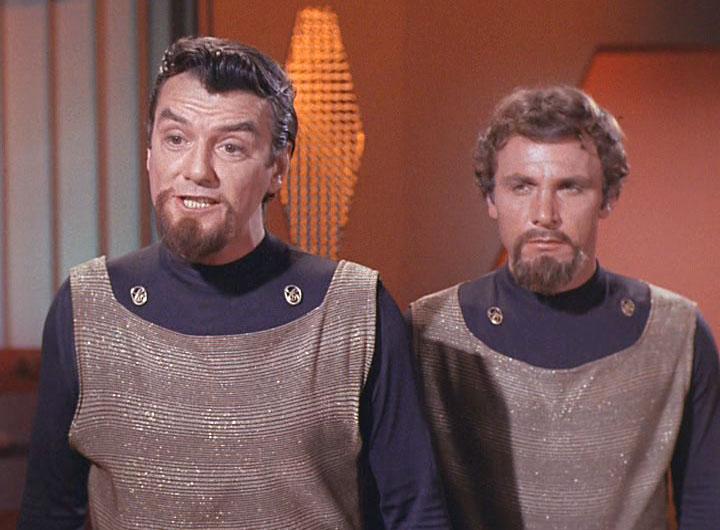 Talking About 'Star Trek': Why do the Klingons in Star Trek