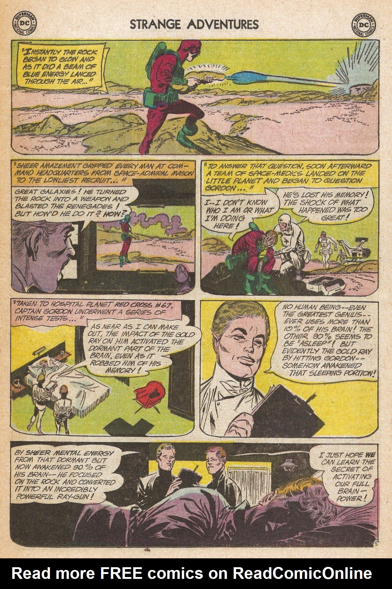 Strange Adventures (1950) issue 139 - Page 29