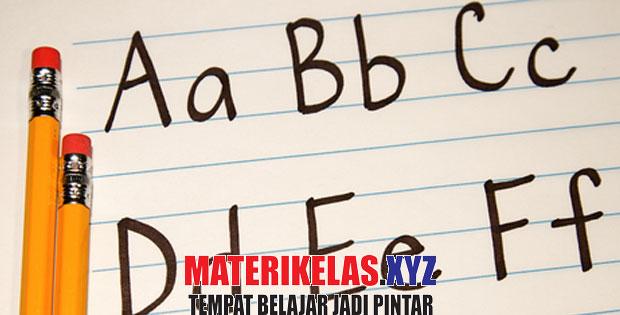 Rangkuman Bahasa Indonesia Kelas 4