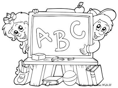 Mading Online 91 Memberikan Pelajaran Belajar Mewarnai Pada Anak