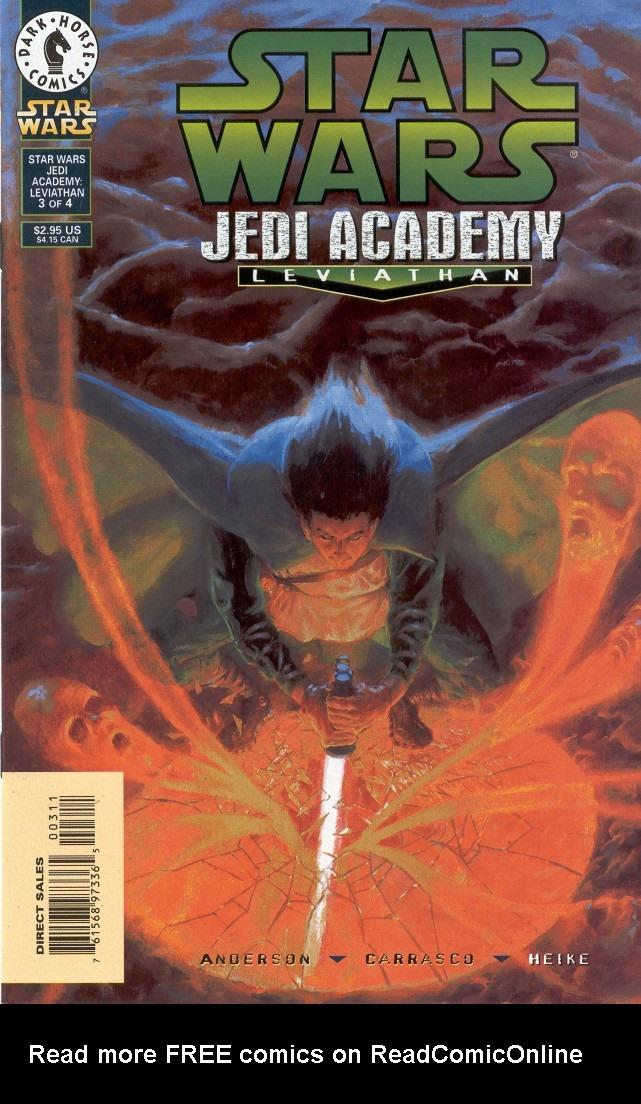 Star Wars: Jedi Academy - Leviathan 3 Page 1