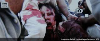 ¿Paz para Libia?, la muerte de un tirano en vivo
