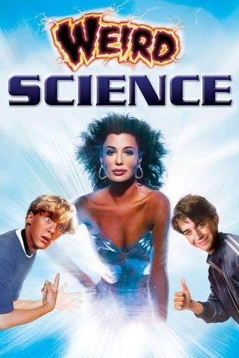Weird Science (1985) ταινιες online seires xrysoi greek subs