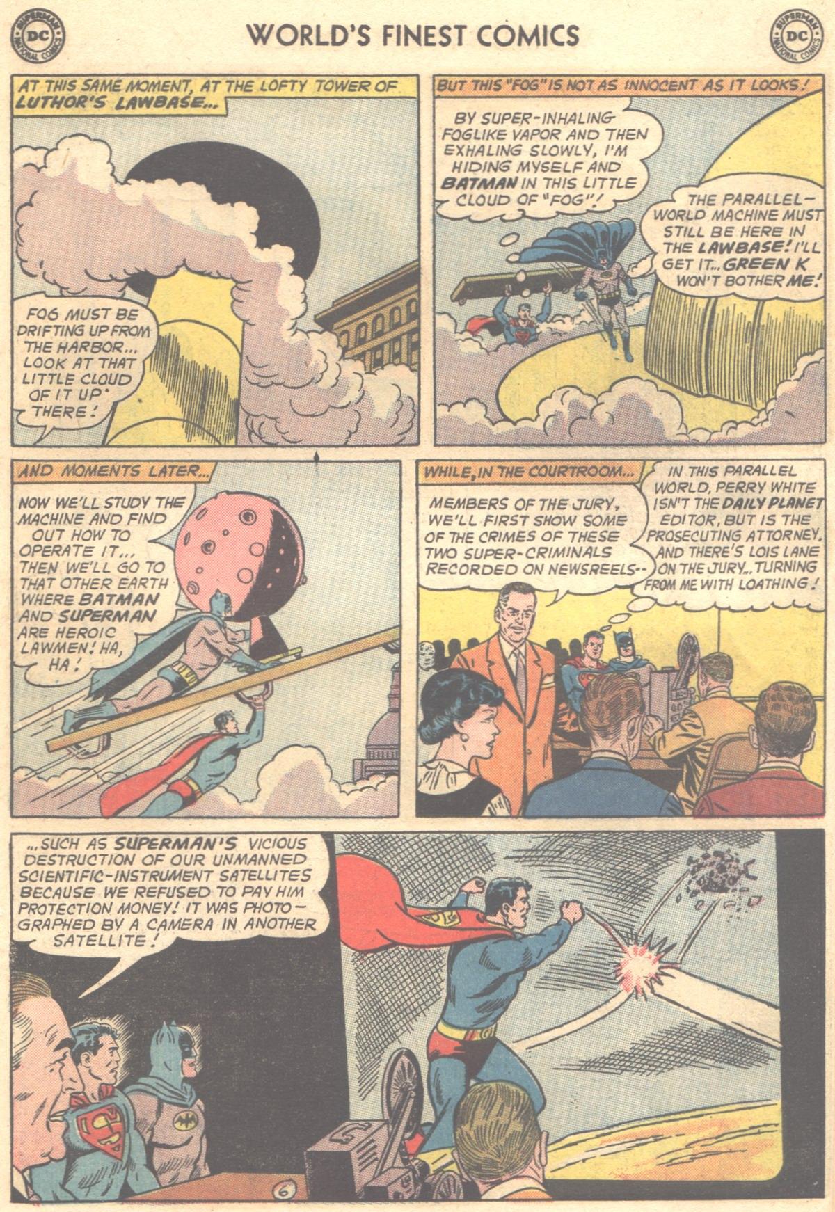 Read online World's Finest Comics comic -  Issue #148 - 18