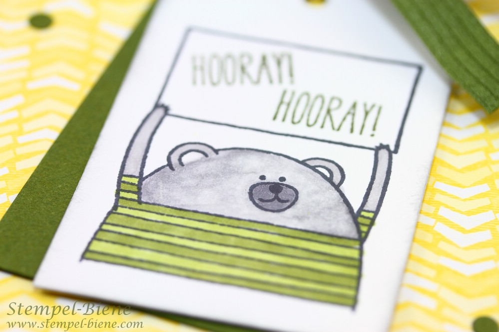 Stampin Up Cheerful Critters, Stampin Up Mini-Leckereientüte, Stampin Up Sale a bration 2015, Stampin Up Früjahrskatalog 2015, Stampin Up Sammelbestellung