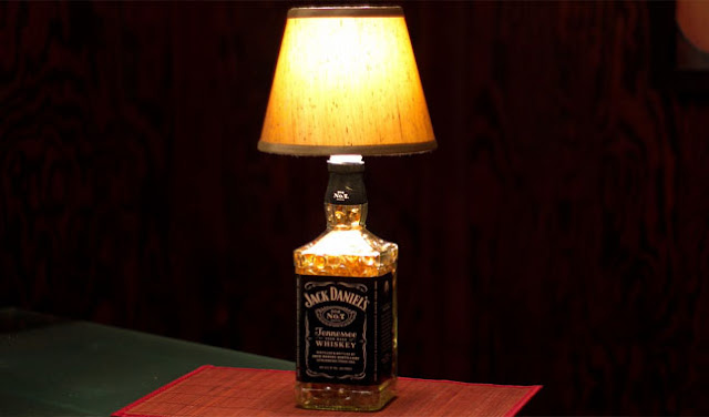 Kerajinan Tangan dari Botol Bekas beserta Gambar