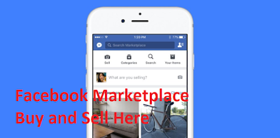 Facebook Market Place Buy and Sell Here - Facebook Marketplace | How To Find Facebook Free Marketplace