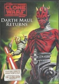 Star Wars Darth Maul Returns – DVDRip AVI Legendado