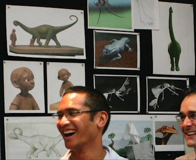 The Dood Dinosaur Película