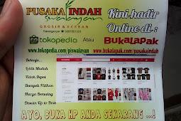 Online Shop Pusaka Indah Swalayan Karanganyar
