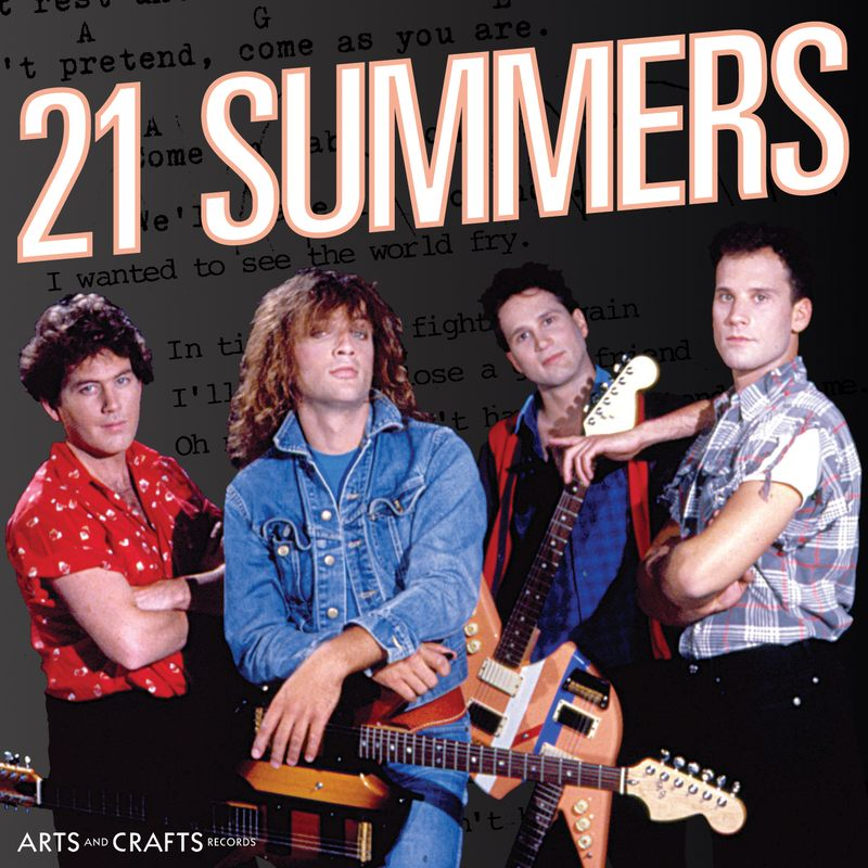 21 SUMMERS - 21 Summers [reissue original mix +3 bonus]