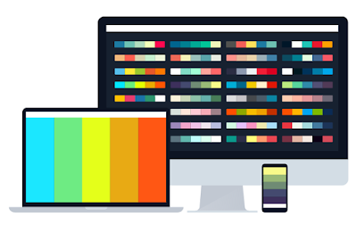 Kumpulan Kombinasi Warna Desain Unik dan Menarik