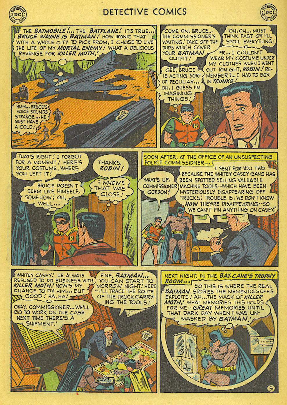 Read online Detective Comics (1937) comic -  Issue #173 - 8