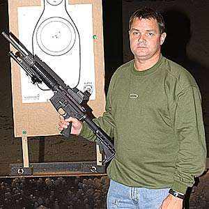 the dc sniper