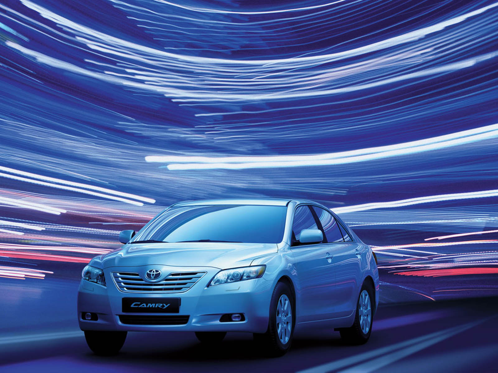 Wallpaper: Toyota Camry Car Wallpapers