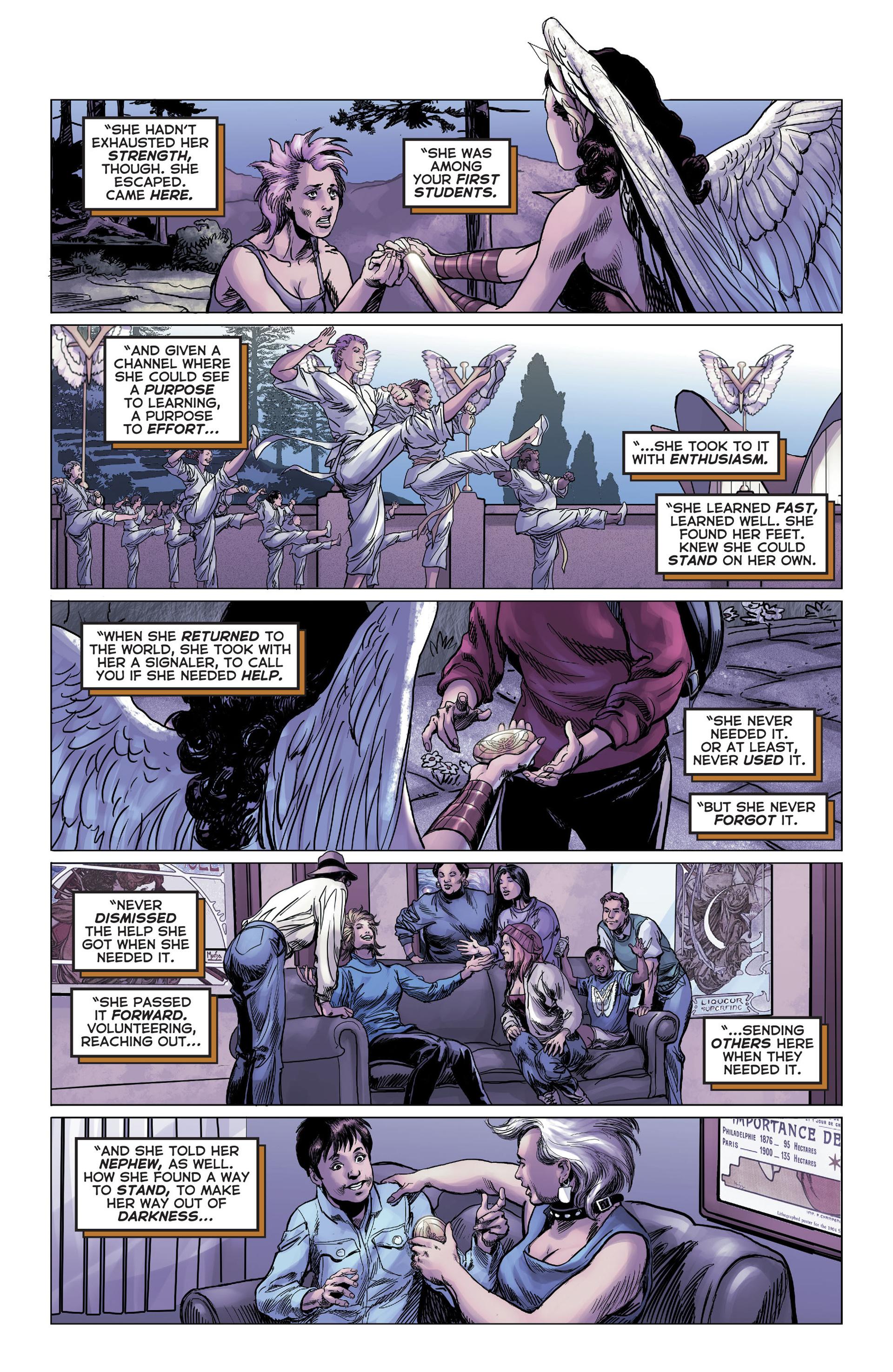 Read online Astro City comic -  Issue #8 - 6