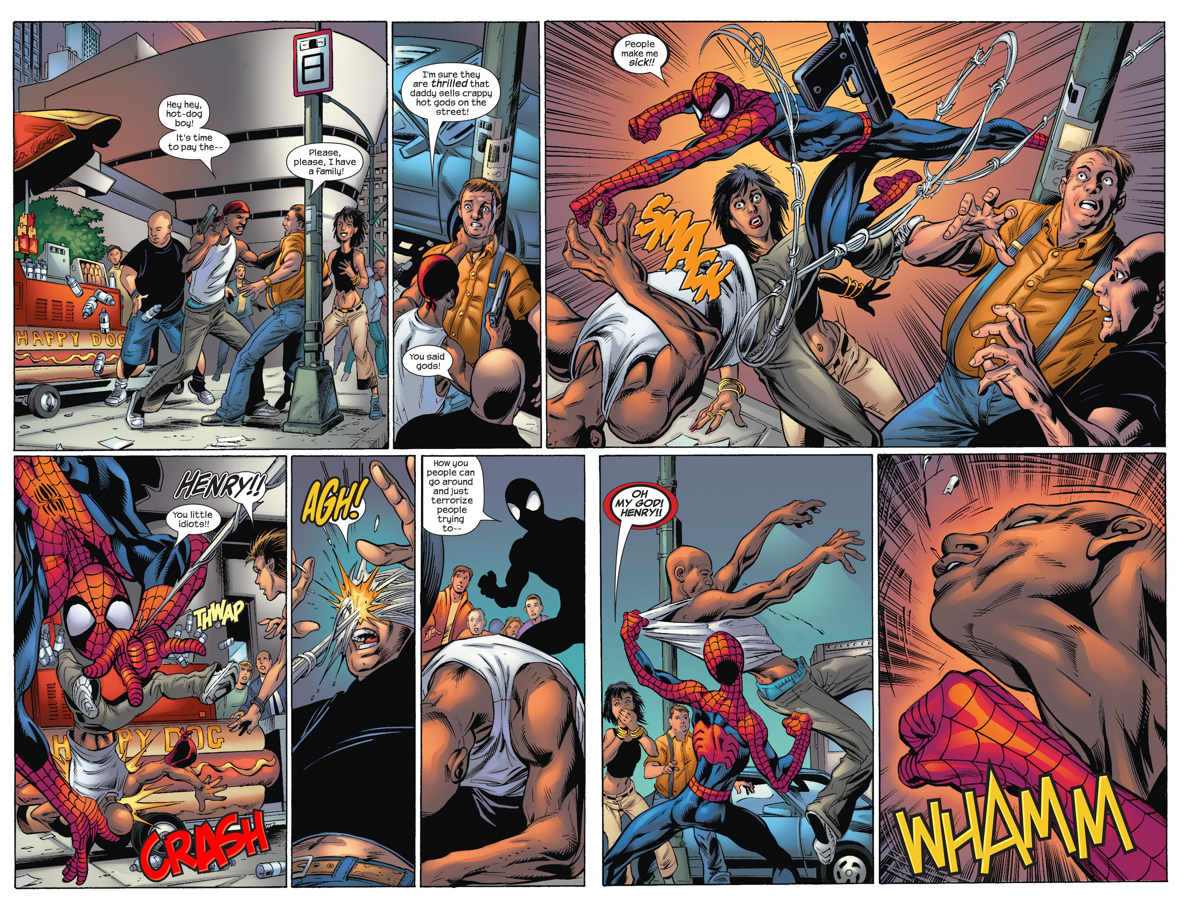 Read online Ultimate Spider-Man (2000) comic -  Issue #74 - 13