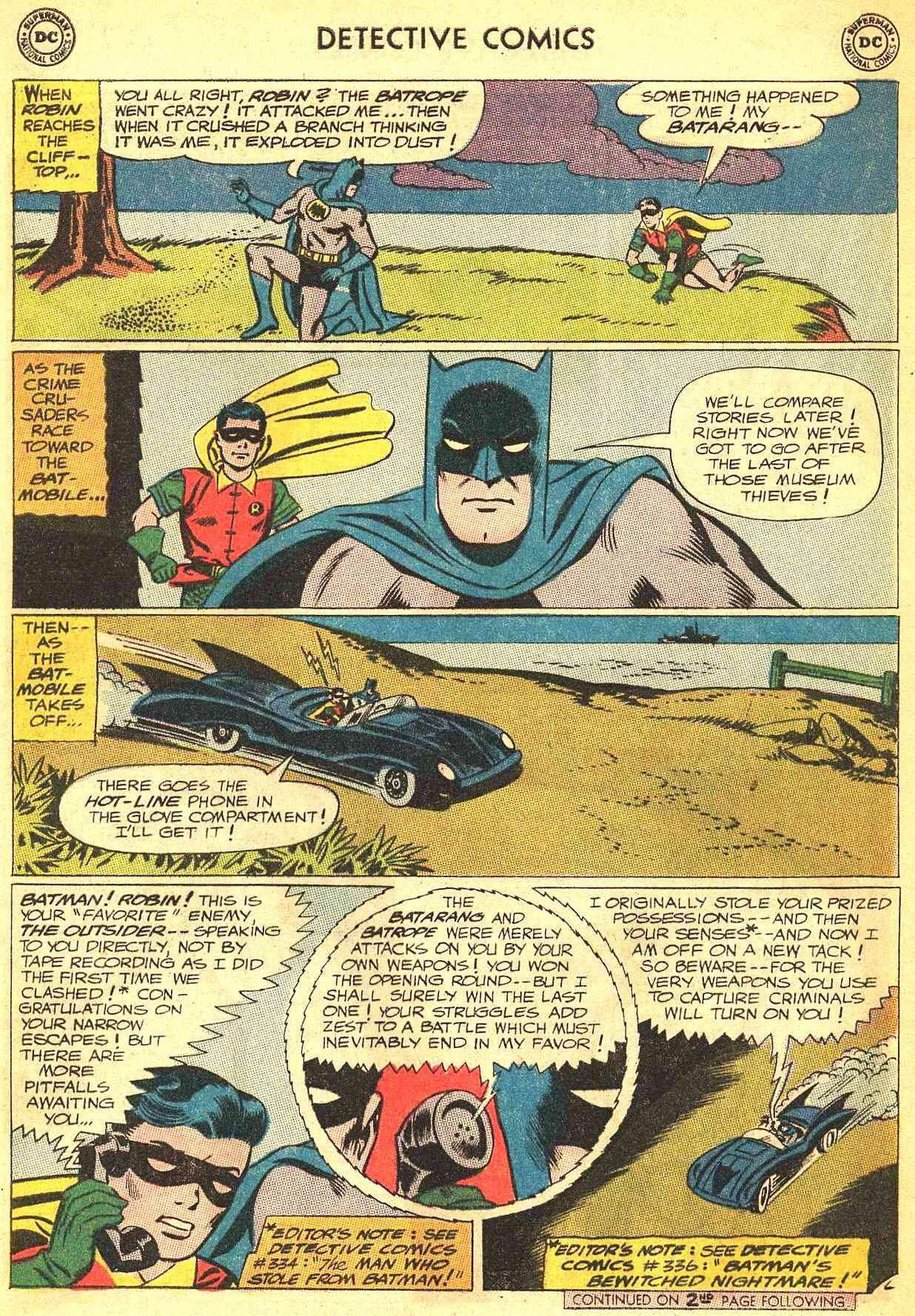Detective Comics (1937) 340 Page 7