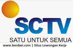 Rekrutmen SCTV Research & Development Staff Tahun 2017