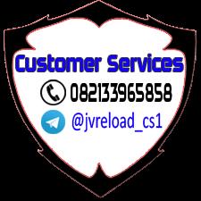 Jam online CS JV Reload Pulsa All Operator Termurah Nasional