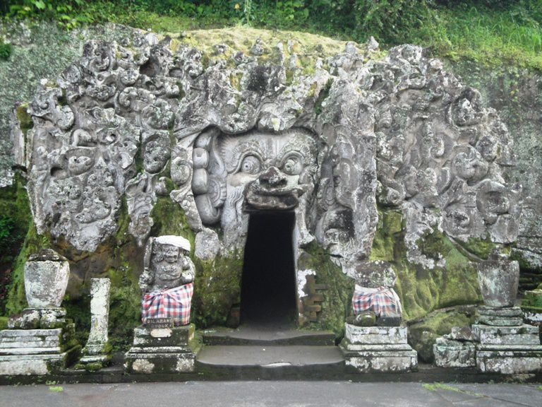 Pura Gua Gajah (Bali Elephant Cave Temple) - Best Bali Holiday Tour Packages