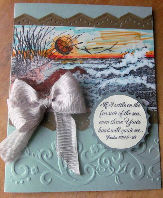 Our Daily Bread Designs, The Mighty Sea