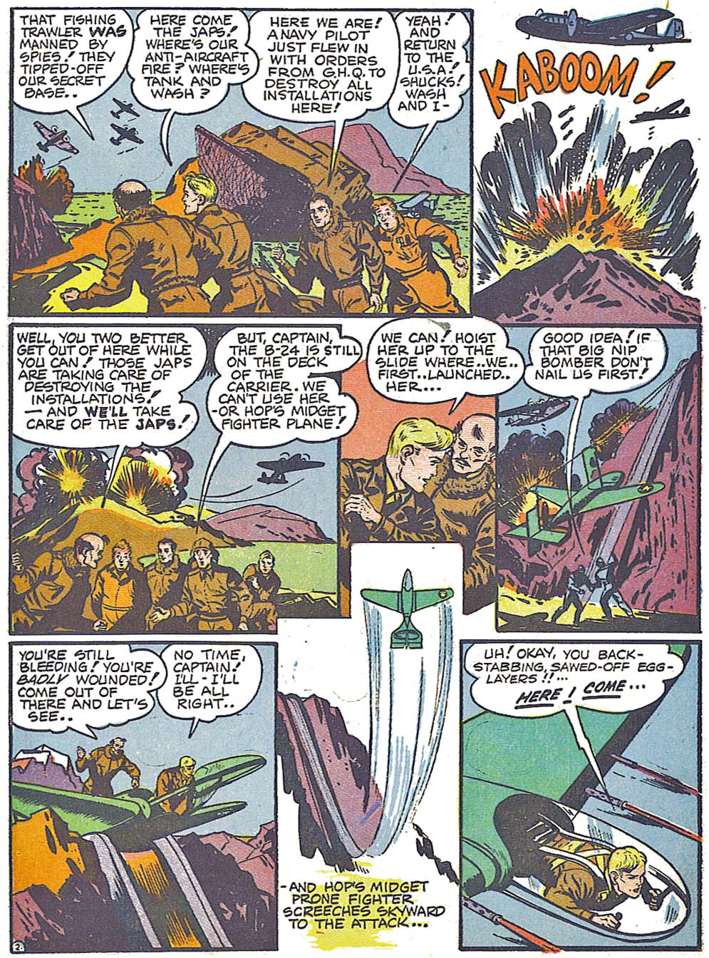 Read online All-American Comics (1939) comic -  Issue #49 - 26