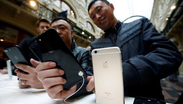 iPhone 7 32GB Ternyata 8 Kali Lebih Lambat dari Versi 128GB
