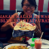 Makan Malam Mewah di Blue Sky Restaurant, Kolkata
