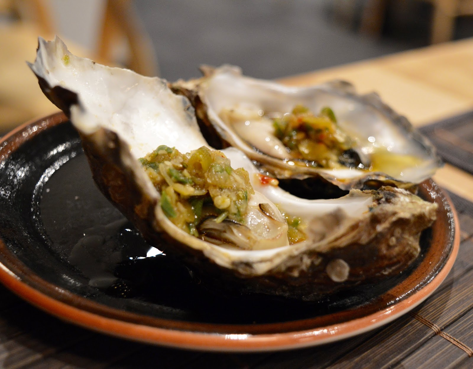 La Yuan Newcastle Menu Review | Tasty & Authentic Sichuan Cuisine  - Oysters