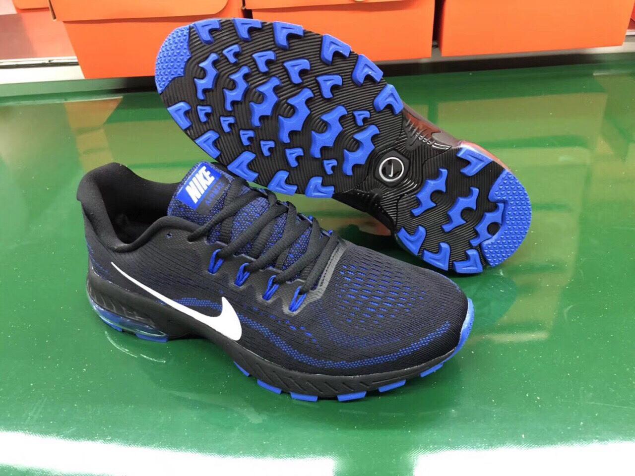 Giày Nike Air Max SF Đen Blue Size 43