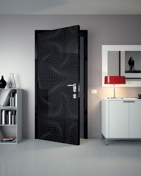 Kaja Loves...: Interior Doors With A Punch