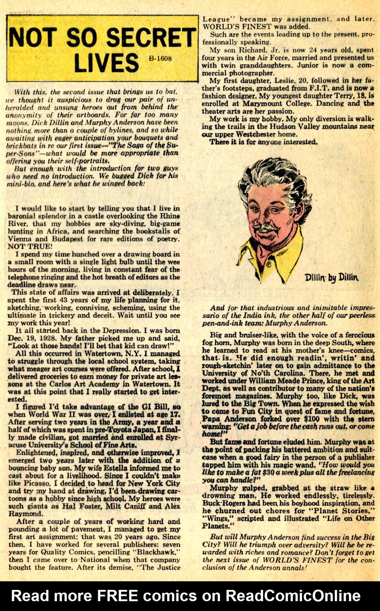Read online World's Finest Comics comic -  Issue #216 - 32